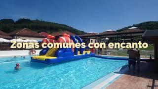Instalaciones Camping Deva en Gijón
