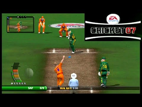 EA Sports Cricket 07 - Download game PS3 PS4 RPCS3 PC free