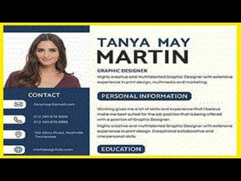 How To Write The Professional CV Apply For A Job