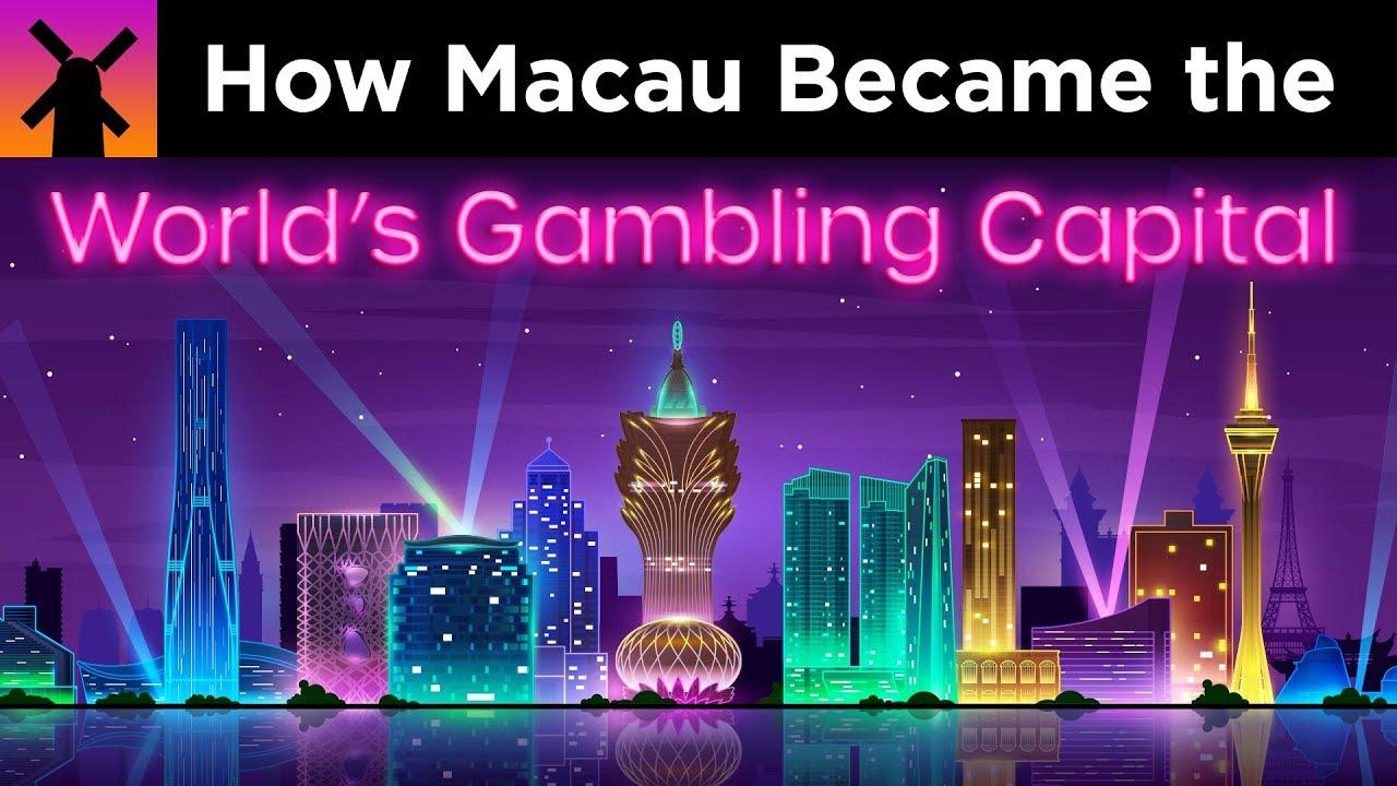 Gambling Capital Of World