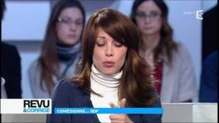 La difficile interview de Mallaury Nataf sur France 5