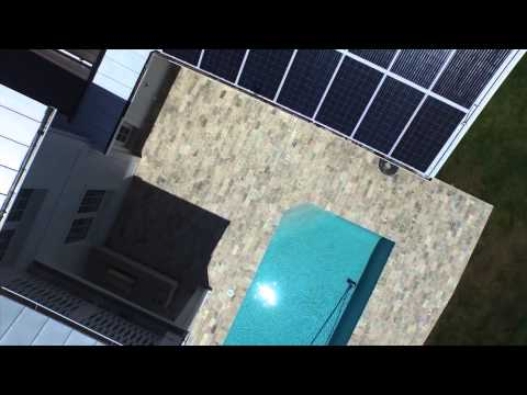 The Orchid  -  A renewable energy home in Naples