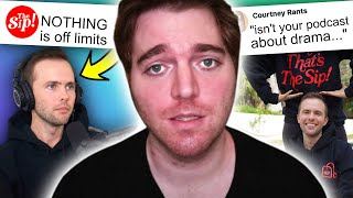 Shane Dawson MESSED UP Ryland Adams podcast...