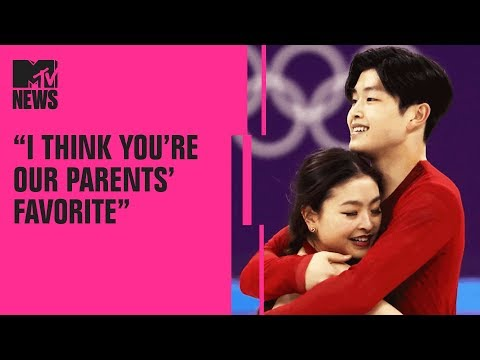 The Shib Sibs on the 2018 Winter Olympics, Adam Rippon's Eyebrows & the Family Favorite | MTV News