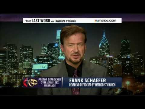 The Last Word -  Lawrence O'Donnell interviews Frank Schaefer and his son Tim