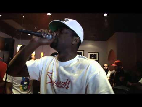 DeLorean freestyle - Rap Life Houston June 27th