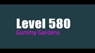 Candy Crush Saga level 580 Help,Tips,Tricks and Cheats