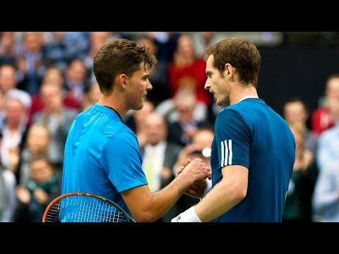Highlights: Murray - Thiem