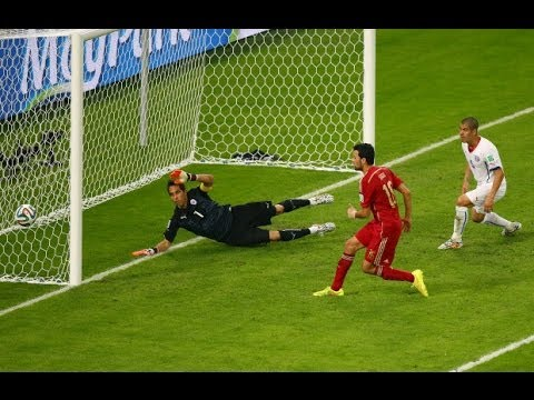 spain vs chile 0-2  world cup 2014 highlights Full match