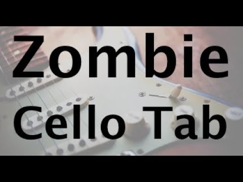 How to Play Zombie by The Cranberries on the Cello