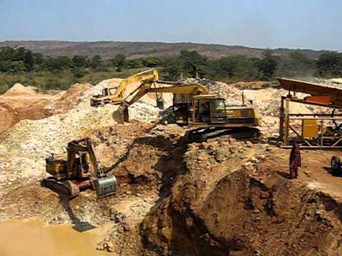 Gold mining Africa 3.AVI