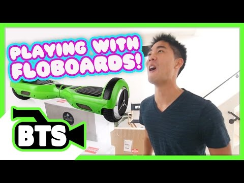 Thumbnail: Playing with FloBoards!