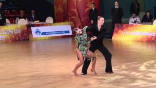 Aleksandr Rebrov - Yulia Steshenko, Final Rumba (Solo)