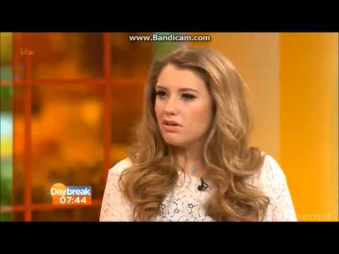 Ella Henderson - Safer Internet Day 2013 Daybreak Interview