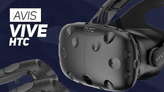 HTC VIVE : Mon avis complet après deux semaines d