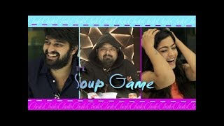 Jabardasth Funny Game Show | The Soup Game | Naga Shourya, Rashmika | Sillymonks Tollywood