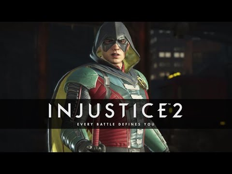 """Injustice 2 - Sojiro (Bane) Online Matches Act 13 """"Robin is everywhere now, all Sonicfox's fault"""""""