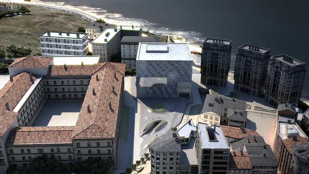 La Coruña inaugura su sede del Museo Nacional de Ciencia y Tecnología - YouTube