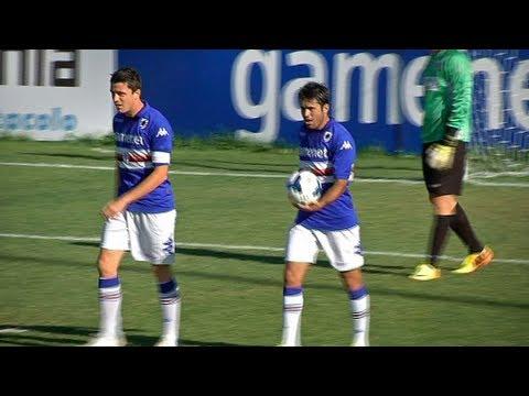 Sampdoria-Santhià 6-1