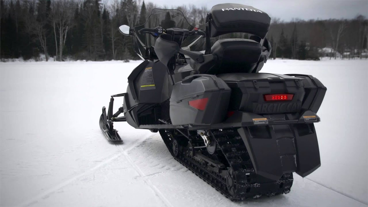 Arctic Cat Snowmobile  Up Seat