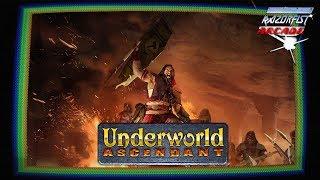 RazörFist Arcade: UNDERWORLD ASCENDANT