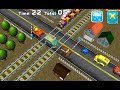 """Railroad signals, Crossing """"Racing Games"""" Android Gameplay Video"""