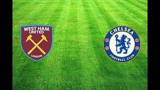 Вест Хэм Челси Прогноз на футбол Ставки на спорт Прогнозы на спорт Ставки на футбол