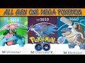 All Gen 1 Mega Evolutions In Pokemon Go Lets Go Update
