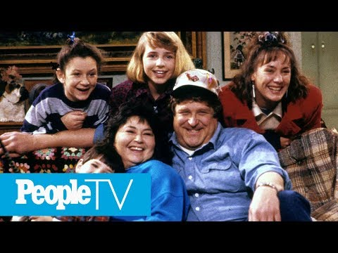How 'Roseanne' Went From A Reunion To A Revival! | PeopleTV