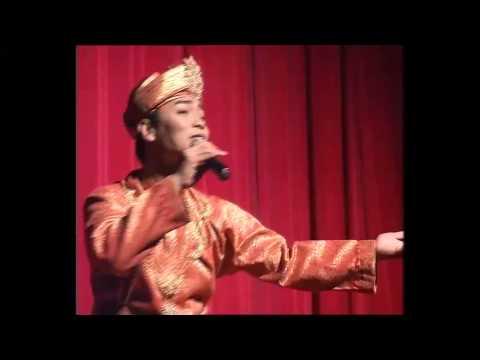 Khairulazhar Mohtar - Seri Banang / Joget Hitam Manis (Nyanyian Irama Melayu KK12 FESENI UM 2013)