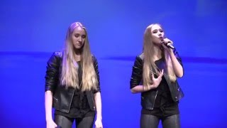 Celine Dion & Barbra Streisand - Tell him (Cover)