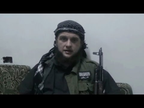 American suicide bomber reportedly visited U.S. before Syria attack