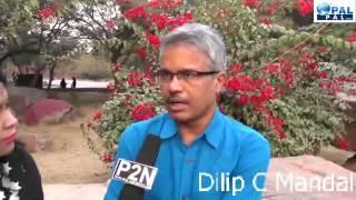 Exclusive : Dilip C Mandal (मैं चाहता हूं यूपी में  BJP बुरी तरह हारे)
