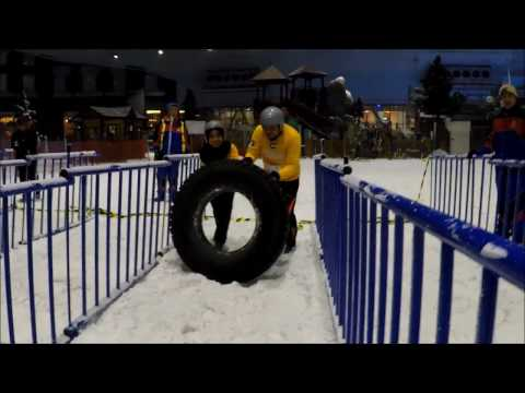 KHDA Warriors @ Ice Warriors Challenge VII