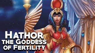 Hathor: The Egyptian Goddess Of Fertility - Mythology Dictionary - See U In Hist