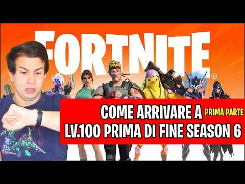 LIVELLO 100 PRIMA DI FINE SEASON - PRIMA PARTE - FORTNITE - SE I VIDEOGIOCHI PARLASSERO - Ale Vanoni