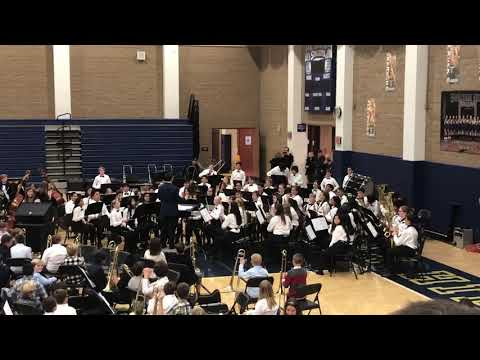 Farandole - Marco Forster Middle School Wind Ensemble