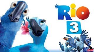 Filme Rio 3/ Oque aconteceu com o filme ?/MOMENTO DETETIVE 🔎