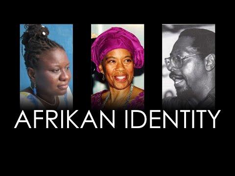 Afrikan Identity feat. Affiong L Affiong, Mama Marimba Ani & Baba Amos Wilson