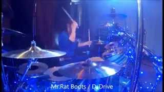 Mr Rat Boots / D_Drive 2014.1.19 神戸チキンジョージ
