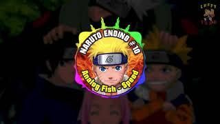 Naruto Ending 10 Analog Fish - Speed --- Hi-Res