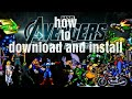 [Android] How to Install and Download The Avengers United Battle Force [OpenBor]