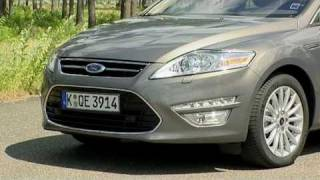 Ford Mondeo Sedan, 5-Door and Wagon 2011 Videos