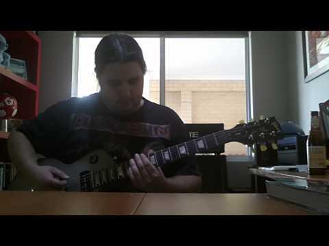 Smashing Pumpkins - Tiberius (Guitar Cover)