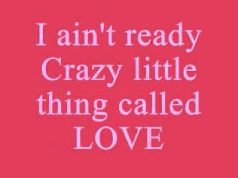 LETRA CRAZY LITTLE THING CALLED LOVE - Queen | Musica.com