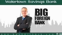 Watertown Savings Bank Switch Simple, Watertown, NY