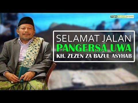 Ajengan Jejen Wafat | Prosesi Pemakaman KH Zezen Zaenal Abidin Wafat