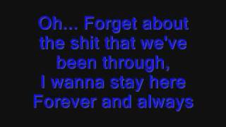 Forever And Always - Bullet For My Valentine - with lyrics