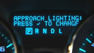 2015 Buick Enclave How To Change Driver Information