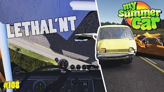 Trouble With The Law - Less Deadly Satsuma | My Summer Car Shenanigans